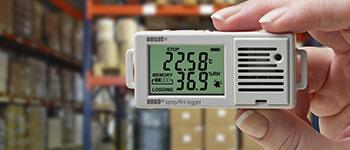 Мониторинг температуры и влажности