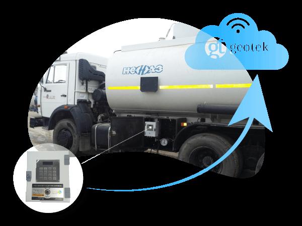 Автоматизация топливозаправщиков