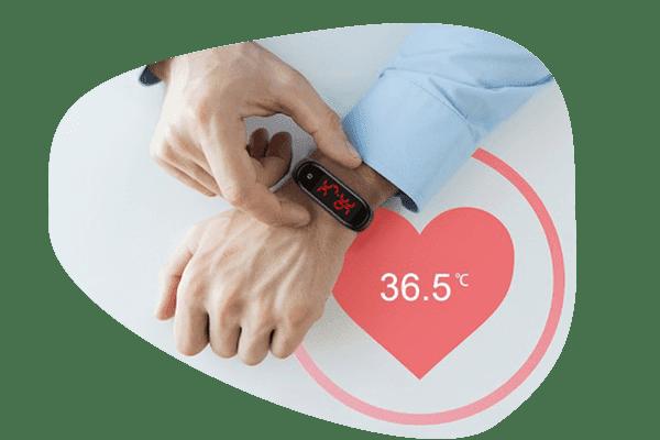 Контроль температуры тела