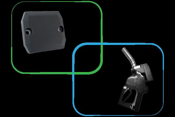 RFID идентификация транспорта на АЗС