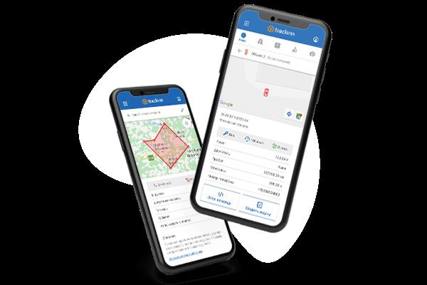 Мобильная приложение GEOTEK ONLINE