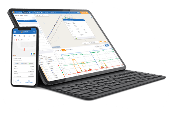 IoT платформа Geotek Online